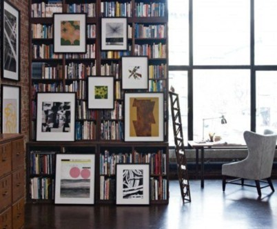 The best bookshelf designs are popular this year 07