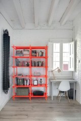 The best bookshelf designs are popular this year 13