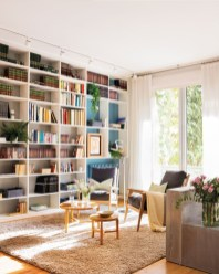 The best bookshelf designs are popular this year 18