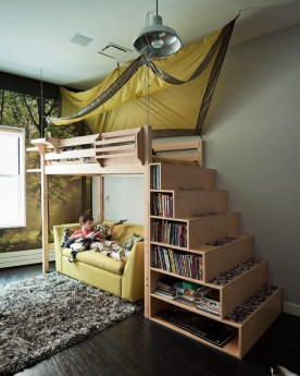 The best bookshelf designs are popular this year 22