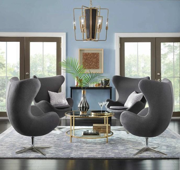 The best artistic livingroom design 45