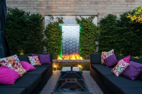 The best garden design for small areas 07