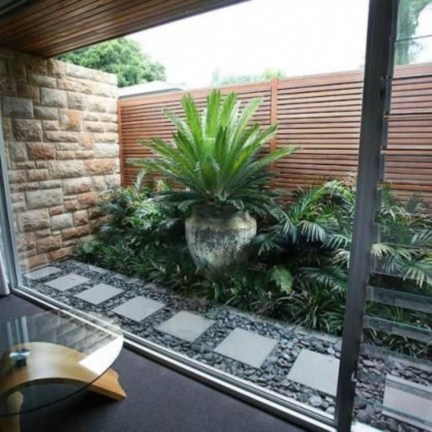 The best garden design for small areas 08