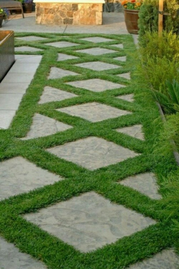 The best garden design for small areas 09
