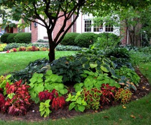 The best garden design for small areas 14
