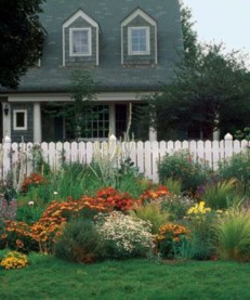 The best garden design for small areas 28