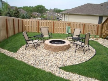 The best garden design for small areas 40