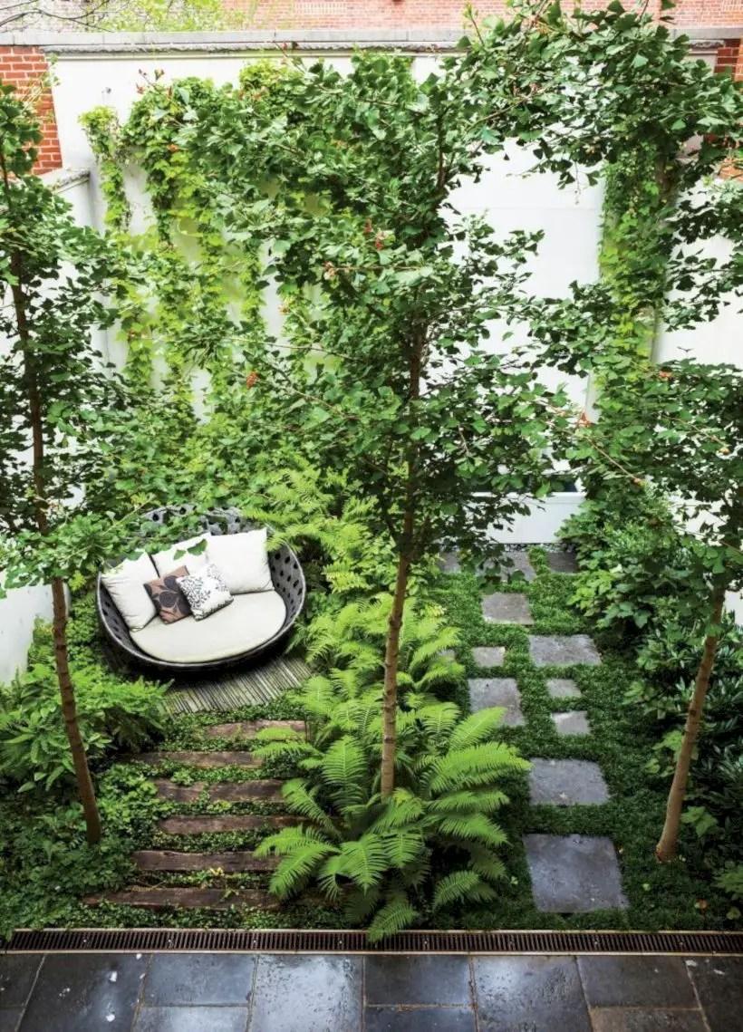 The best small home garden design ideas 33