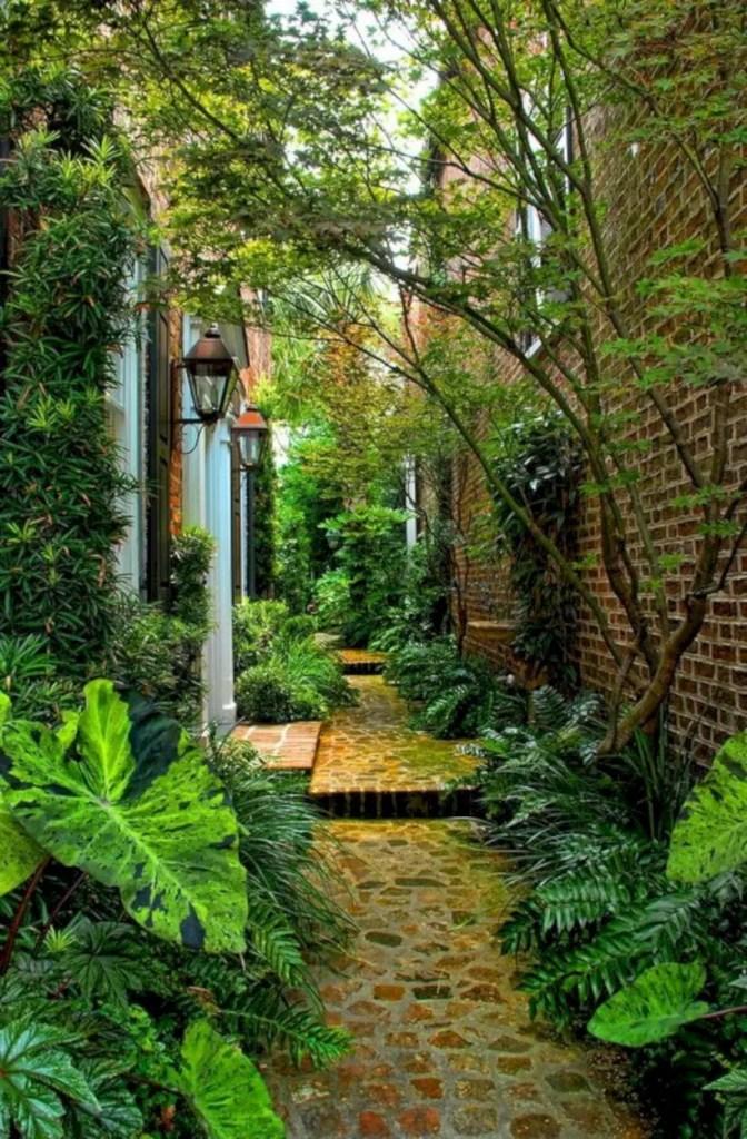The best small home garden design ideas 47