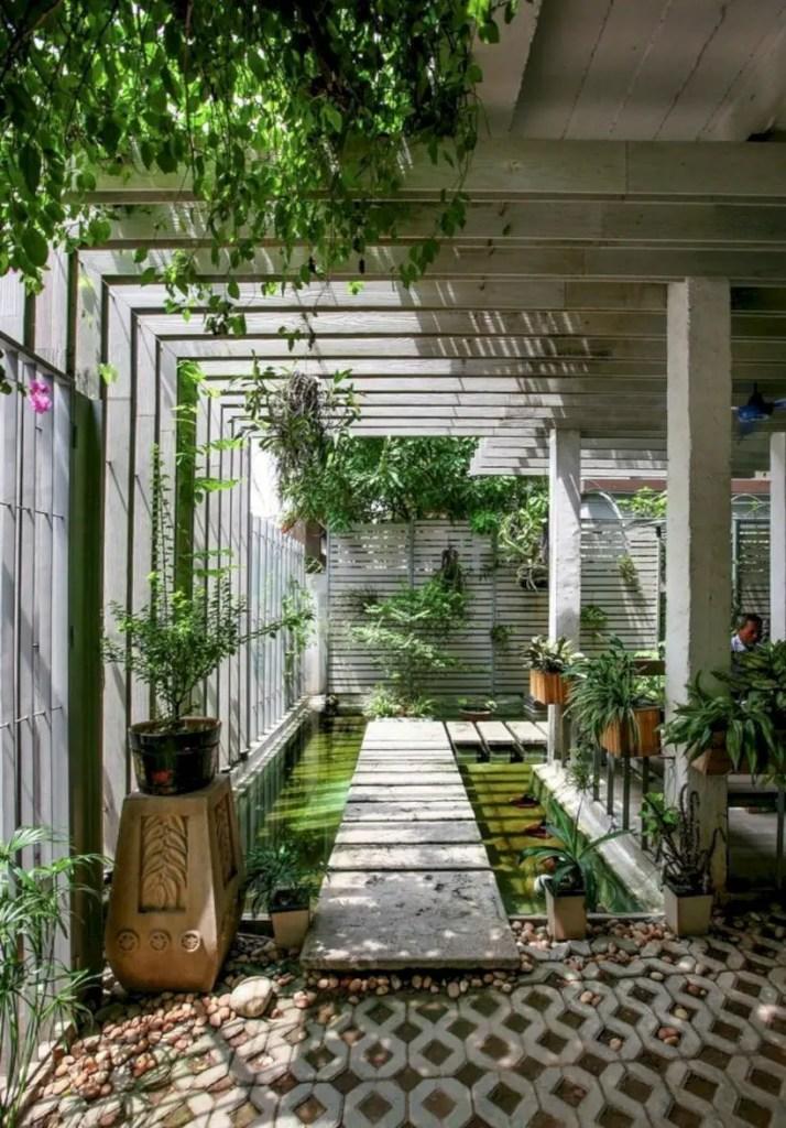 The best small home garden design ideas 50