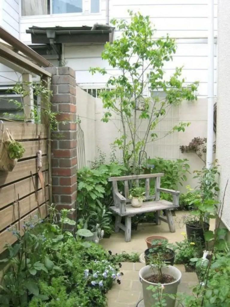 The best small home garden design ideas 51