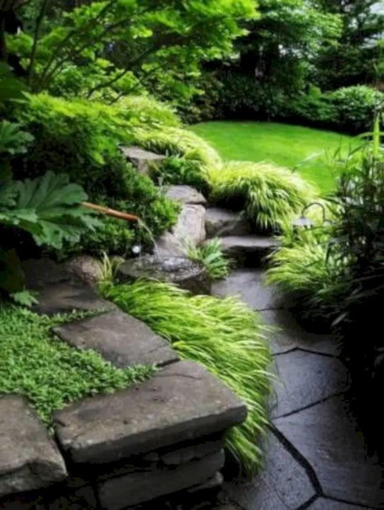 The best small home garden design ideas 52