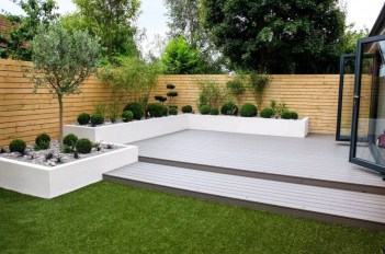 A small garden design that is still beautiful to see 06