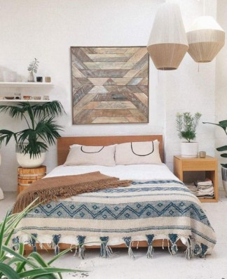 Bedroom design ideas that make you more relaxed 23