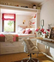 Bedroom ideas for small rooms for teens 19