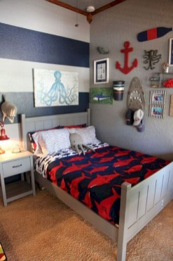 Boys bedroom ideas for you try in home 07
