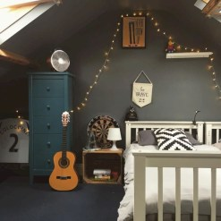 Boys bedroom ideas for you try in home 14