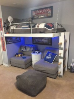 Boys bedroom ideas for you try in home 43