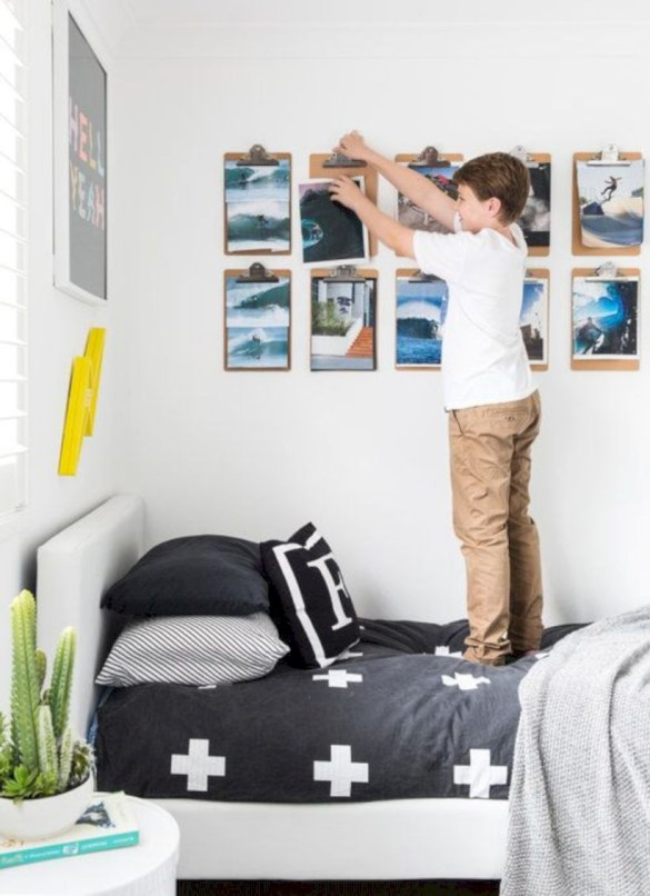 Boys bedroom ideas for you try in home 47