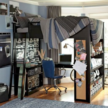 Cozy small bedroom ideas for your son 10