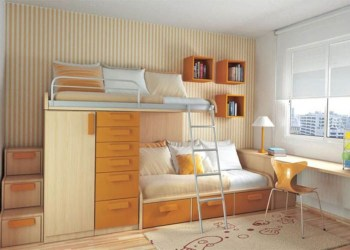 Cozy small bedroom ideas for your son 16