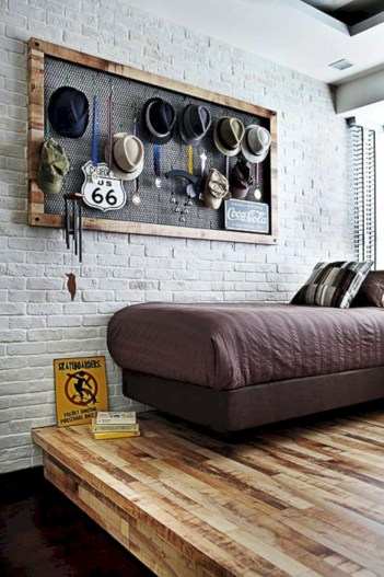 Cozy small bedroom ideas for your son 23