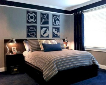 Cozy small bedroom ideas for your son 26