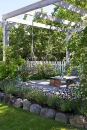 Home garden design ideas that add to your comfort 13