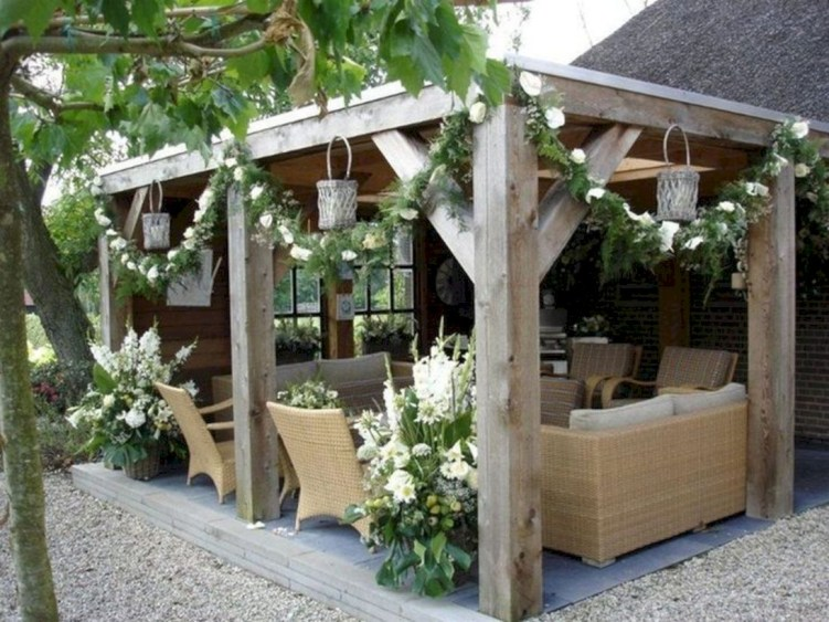 Home garden design ideas that add to your comfort 14