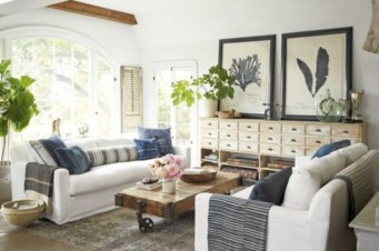 Living room design ideas that you should try 23