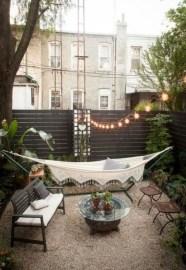 Backyard design for small areas that remain comfortable to relax 01