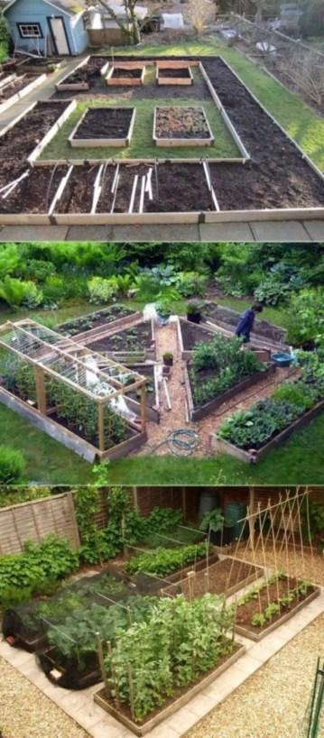 Diy garden design project in your home 19