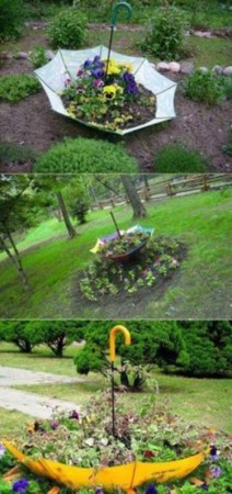 Diy garden design project in your home 24