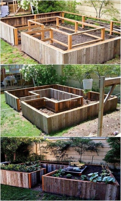 Diy garden design project in your home 40