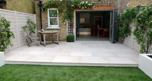 Garden design that is refreshing and comfortable 05