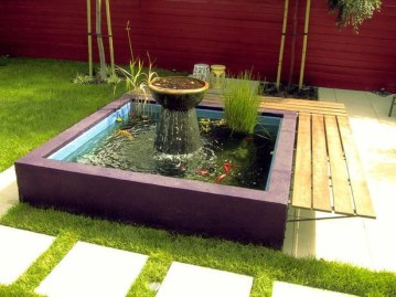 Garden design that is refreshing and comfortable 25