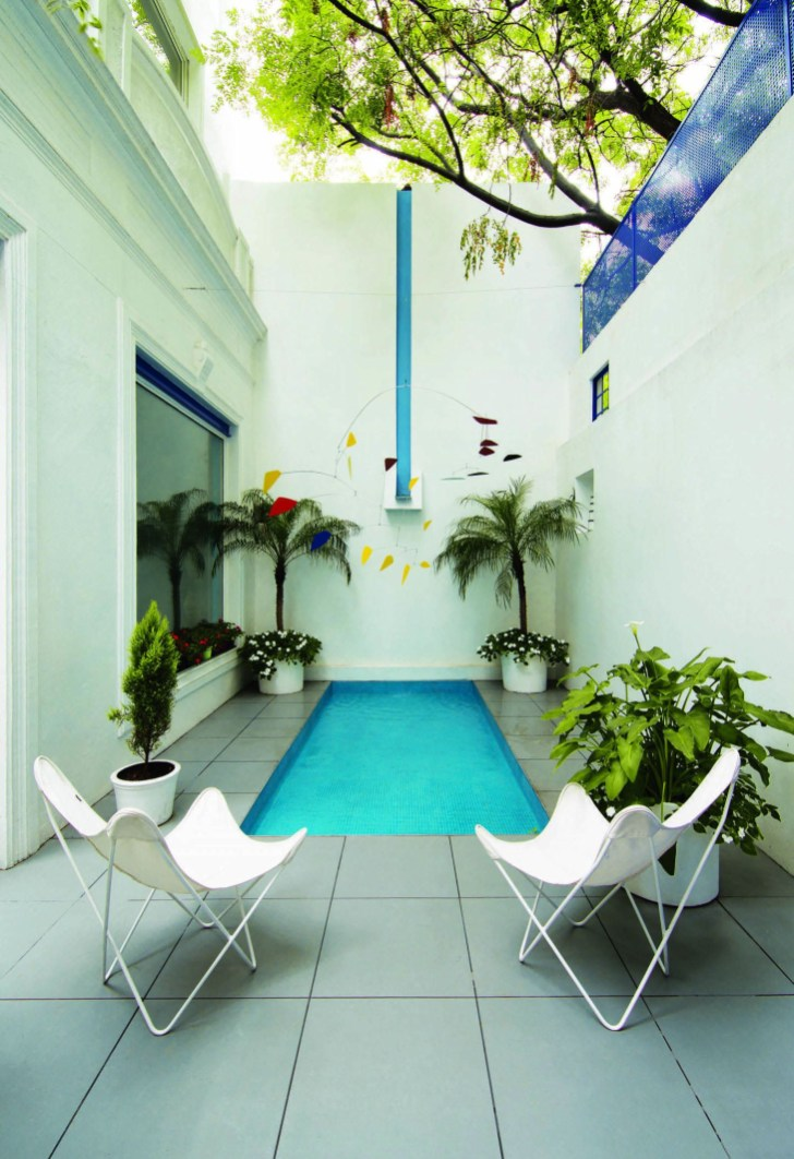 Garden design that is refreshing and comfortable 28
