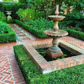 Garden design that is refreshing and comfortable 39