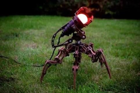 Garden lamp design ideas that make your home garden looked beauty 03