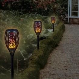 Garden lamp design ideas that make your home garden looked beauty 06