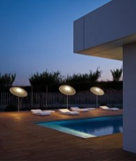 Garden lamp design ideas that make your home garden looked beauty 43