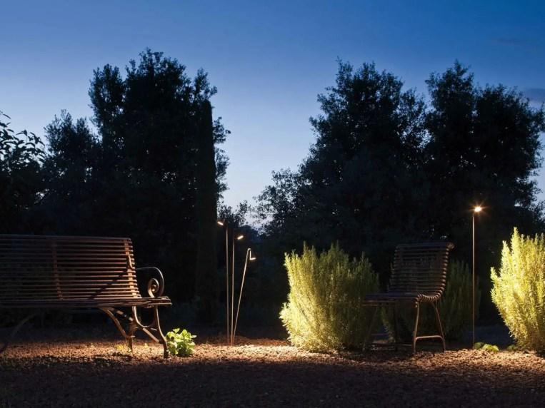Garden lamp design ideas that make your home garden looked beauty 45