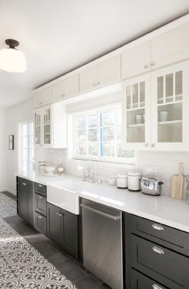 Kitchen floor design with the best motives 08