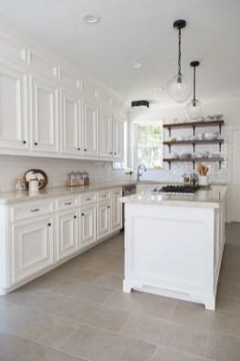 Kitchen floor design with the best motives 25