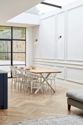 Kitchen floor design with the best motives 34