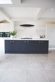 Kitchen floor design with the best motives 36