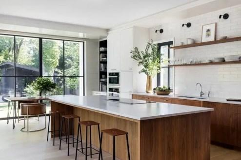 Kitchen floor design with the best motives 47