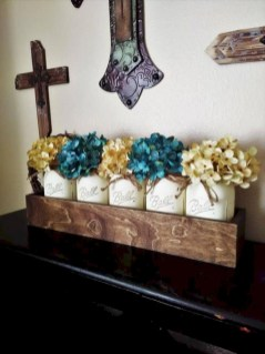 Rustic home decoration diy that you can try 12