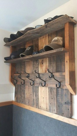 Rustic home decoration diy that you can try 16