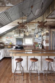 Rustic home decoration diy that you can try 31